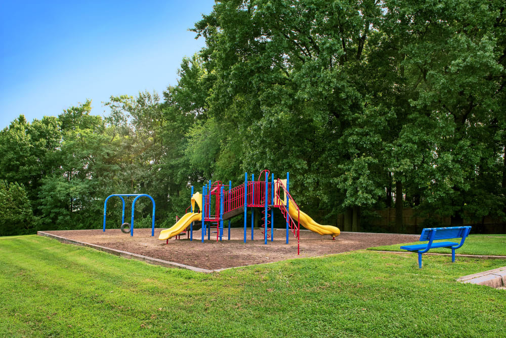 Our apartments in Essex, Maryland have a playground