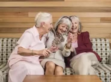 Lifestyle options for senior living residents in The Villages