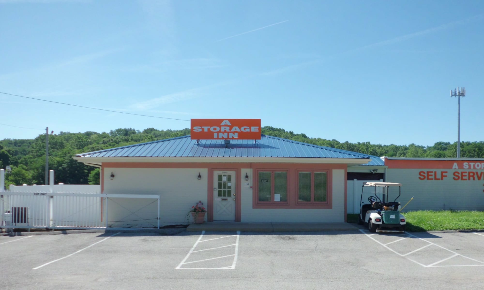 Storage units available at A Storage Inn - Fenton in Fenton, MO
