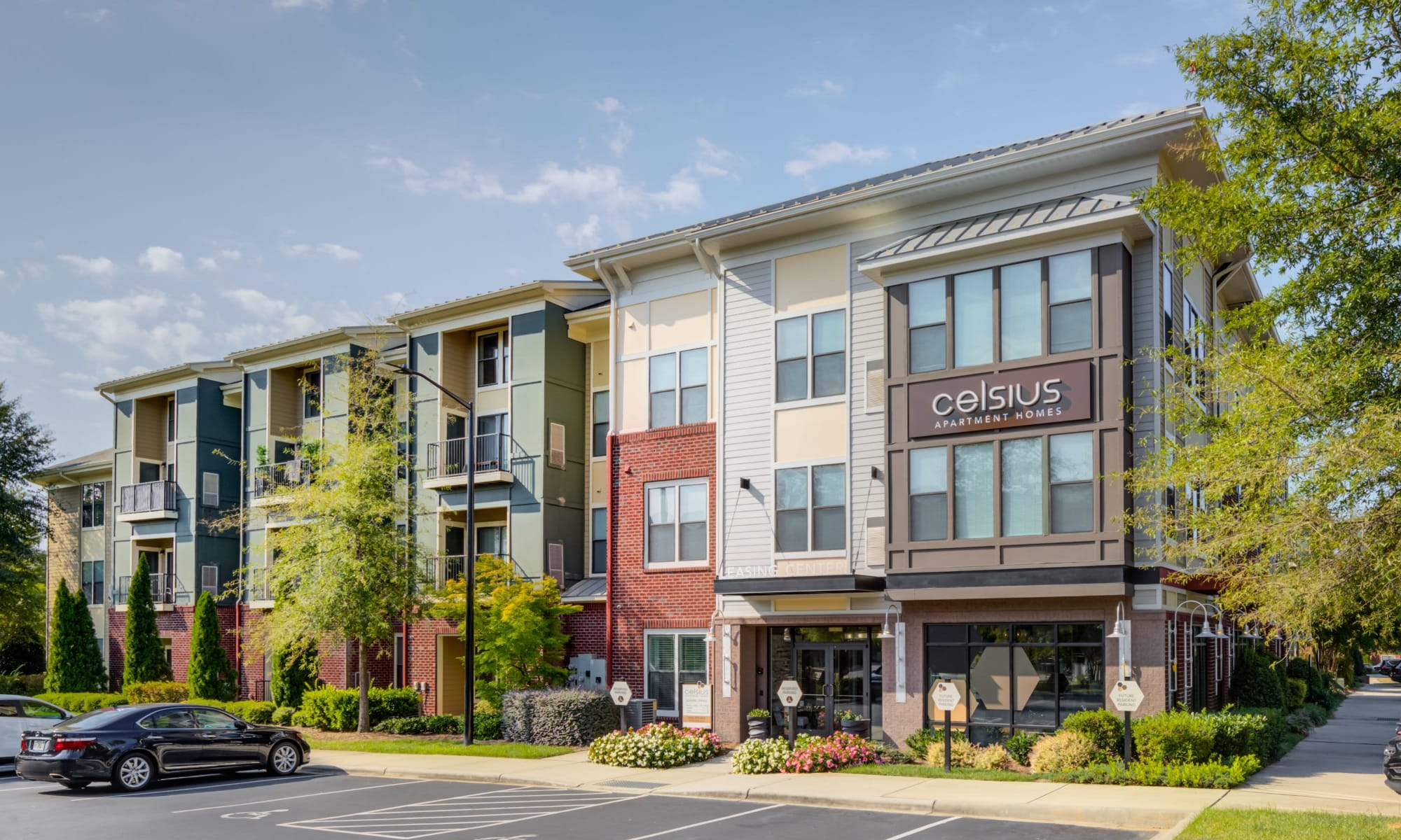 Photos of Celsius Apartment Homes in Charlotte, North Carolina