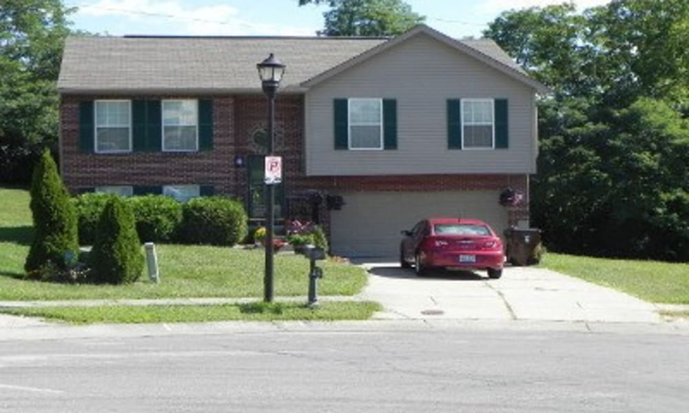 Single Family Homes for Rent in Covington, KY at Legacy Management in Ft. Wright, Kentucky