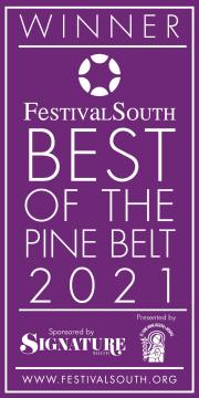 Best of the pine belt 2021 award