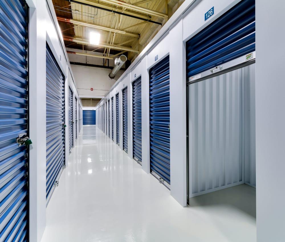 Self storage units for rent at CityBox Storage in Calgary, Alberta