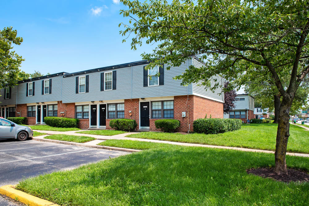 Enjoy our beautiful apartments at Riverview Townhomes