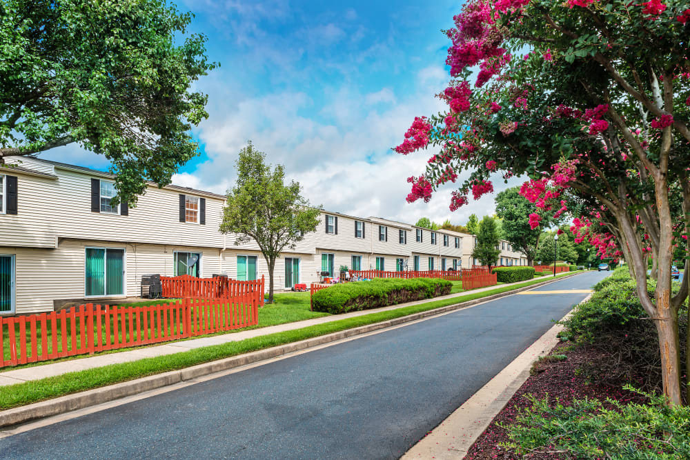 Enjoy our beautiful apartments at Whispering Woods