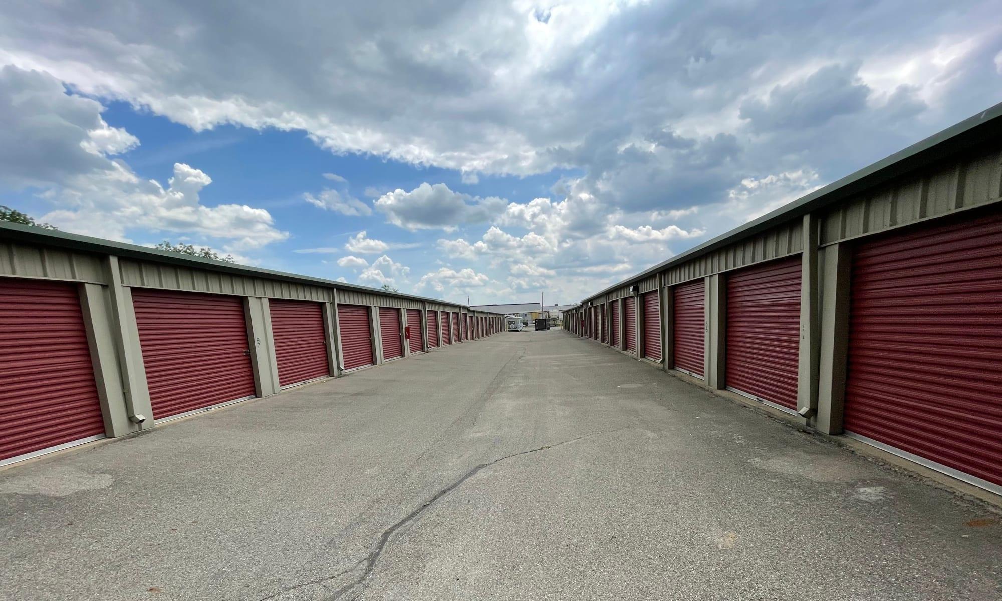 Self Storage in Tipp City Ohio