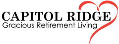 Capitol Ridge Gracious Retirement Living Logo