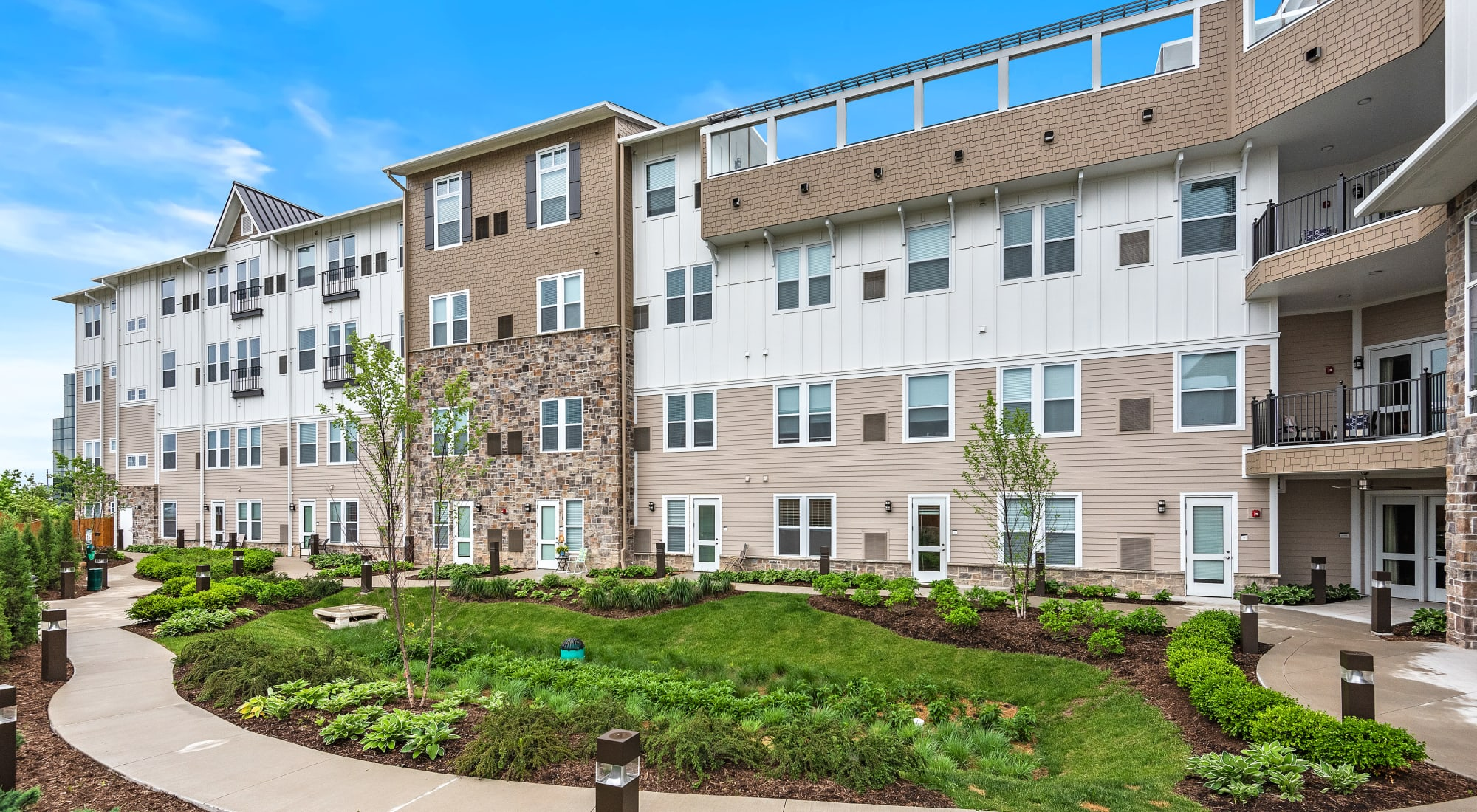 Senior living at Anthology of Clayton View in Saint Louis, Missouri