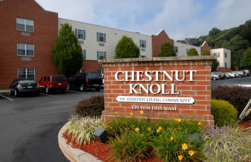 Chestnut Knoll in Boyertown, a Heritage Senior Living in Blue Bell, Pennsylvania community