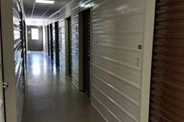 Climate controlled storage units at Mini Storage Depot in Louisville, Kentucky