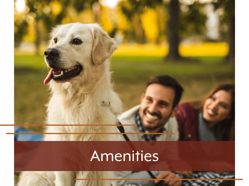 View amenities at Valley Farms in Louisville, Kentucky