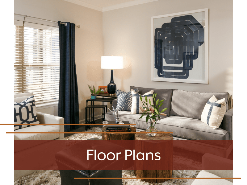 View floor plans at Valley Farms in Louisville, Kentucky
