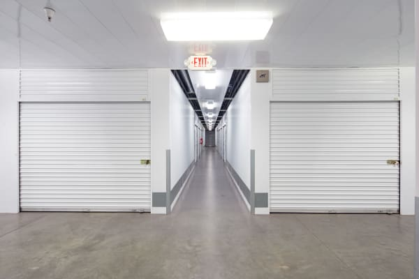 Self storage units for rent at Trojan Storage in Roseville, California