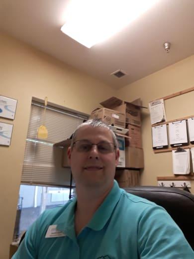 David Colbert: Dining Services Coordinator at Lakeland Senior Living in Eagle Point, Oregon