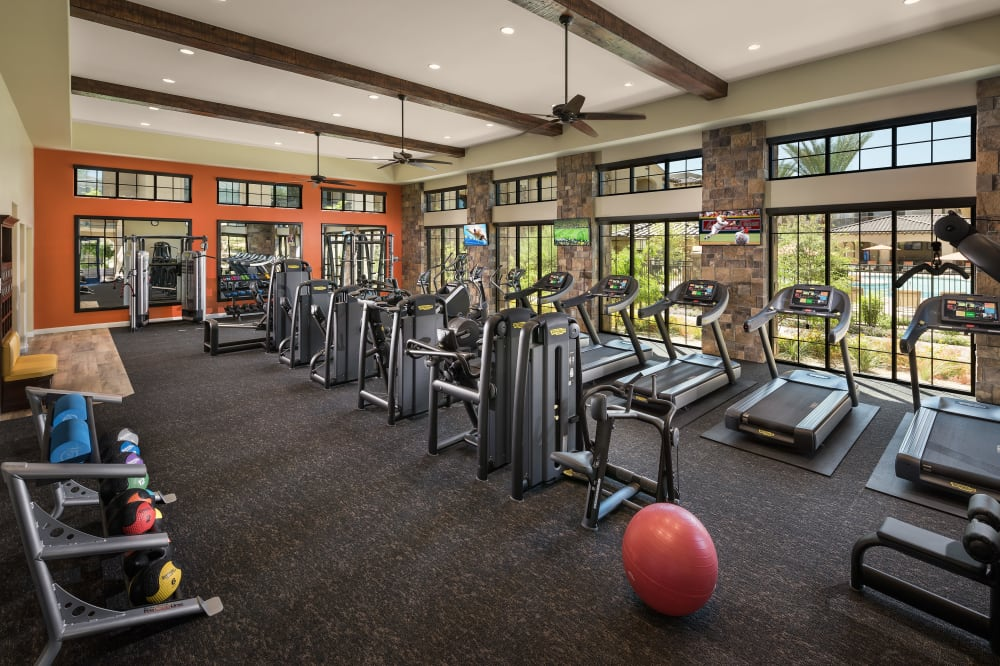 View the amenities at San Portales in Scottsdale, Arizona