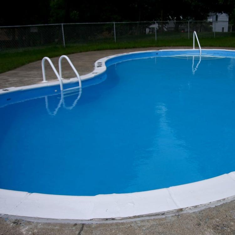 Swimming pool at Washington Heights