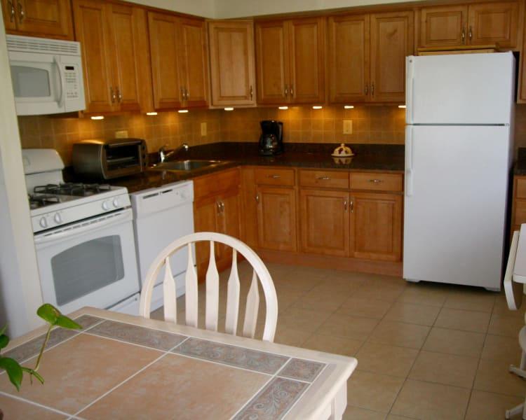 Spacious kitchen at Timber Ridge in Lindenwold, NJ