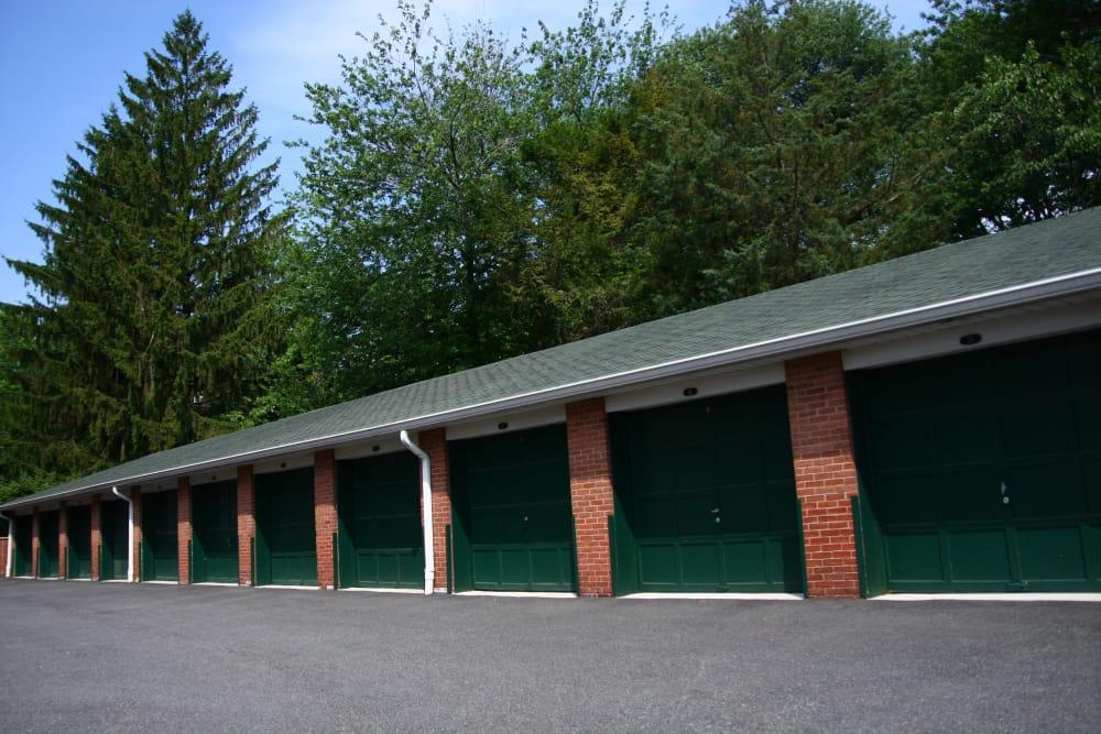 Storage units at Cedar Village