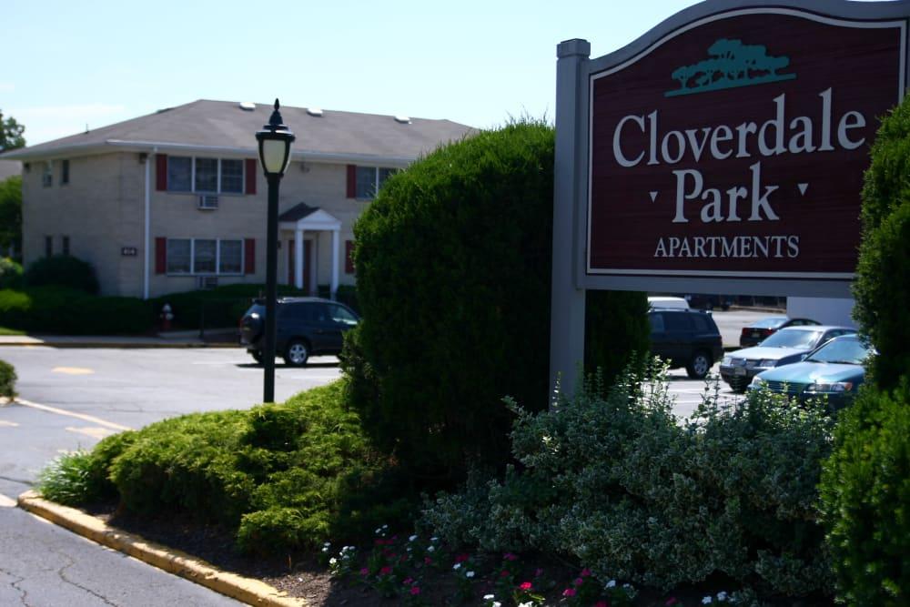 Sign of Cloverdale Associates