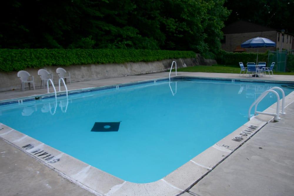 Swimming pool at Timber Ridge