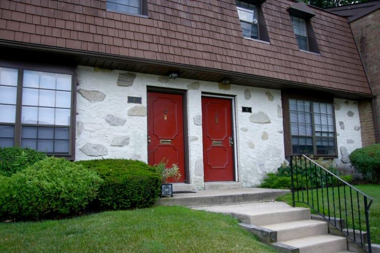 Beautiful resident building at Timber Ridge in Lindenwold, NJ
