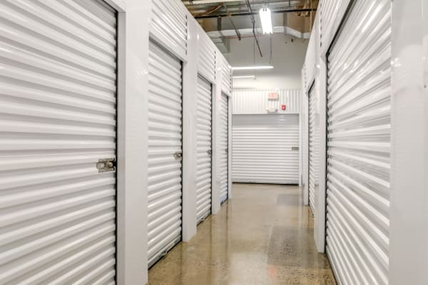 Clean units and hallway in North Plainfield, New Jersey