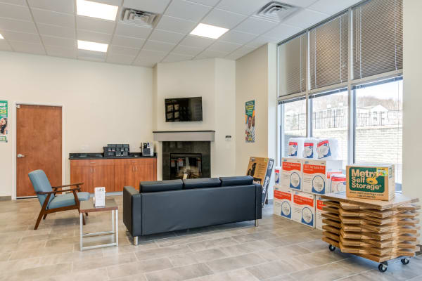 Front office sitting area in North Plainfield, New Jersey