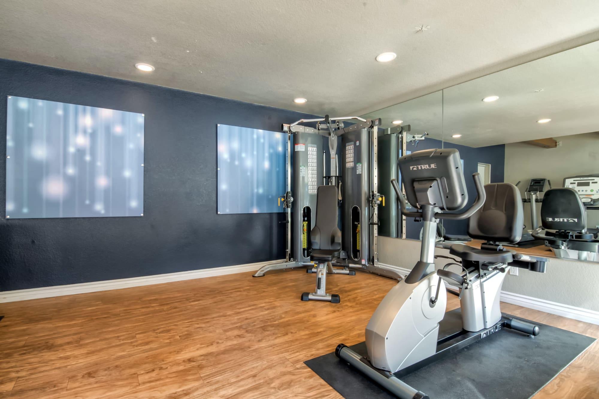Fitness Center at Terra Nova Villas in Chula Vista, CA