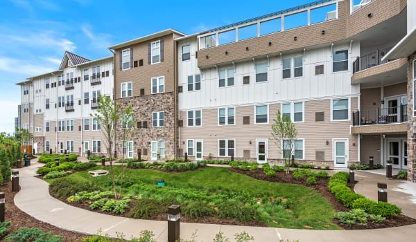 Anthology of Clayton View is a dynamic environment in Saint Louis, Missouri