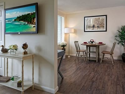 Spacious apartment at Maplewood at Mayflower Place in West Yarmouth, Massachusetts