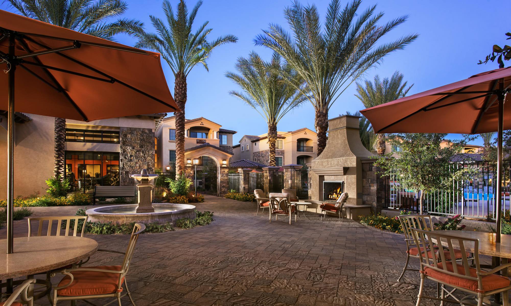 San Portales Apartments in Scottsdale, Arizona