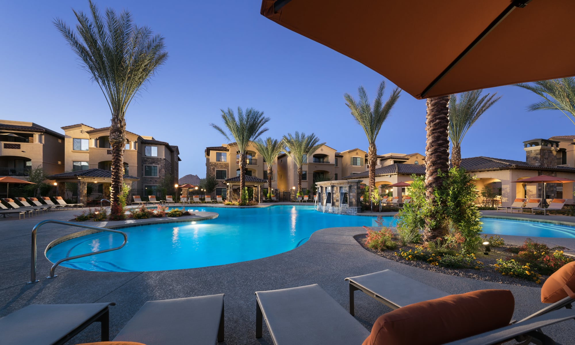 Apartments in Scottsdale, Arizona at San Portales