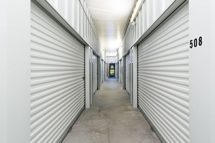 24-hour security monitoring at Space Shop Self Storage in North Charleston, South Carolina
