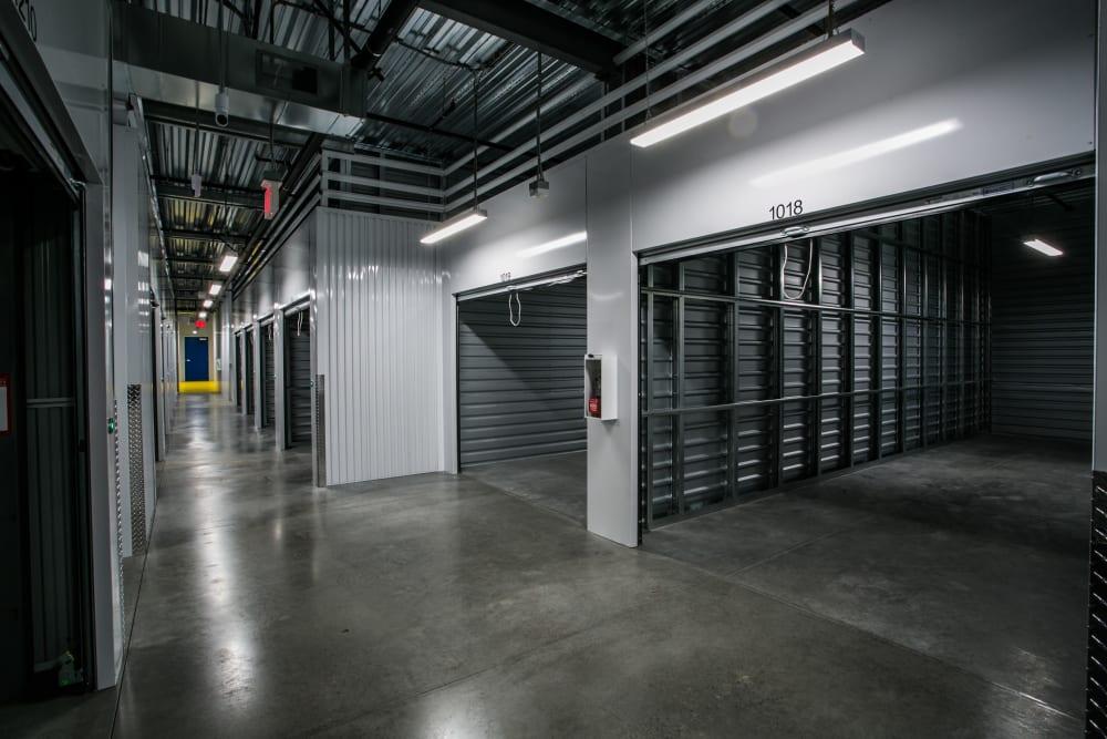 Interior units at Golden State Storage - Blue Diamond in Las Vegas, Nevada