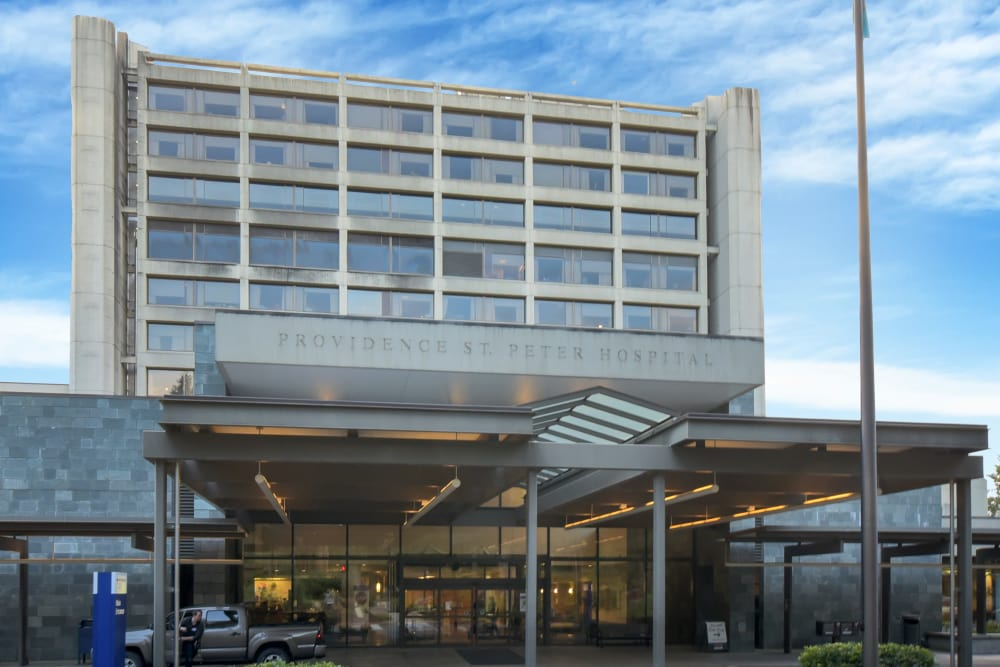 Medical Center near Arbor Square Apartments in Olympia, Washington