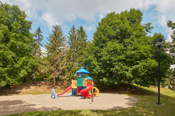 Playground at 8 Silver Maple Court in Brampton, Ontario