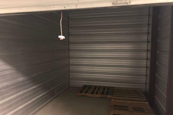 Spacious unit at Five Star Storage in Fargo, North Dakota