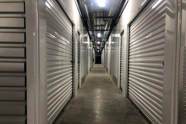 Interior units at Golden State Storage Cadence in Henderson, Nevada
