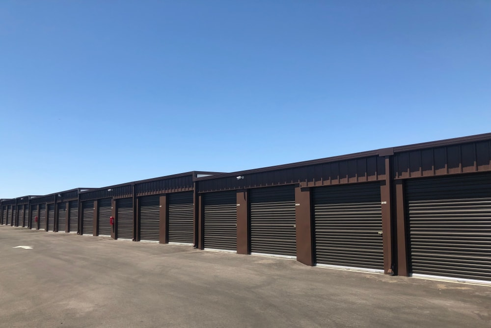 Exterior units at Golden State Storage Cadence in Henderson, Nevada
