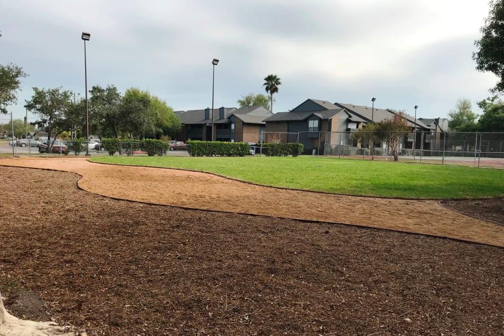 dog park near Sandcastle Apartments
