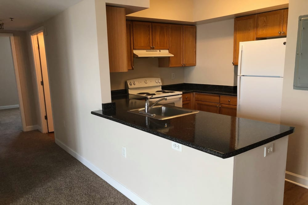 Beautiful kitchen at Silver Spring, MD apartments