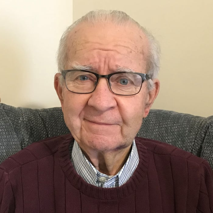 Fred Bretsky at Heritage Hill Senior Community in Weatherly, Pennsylvania