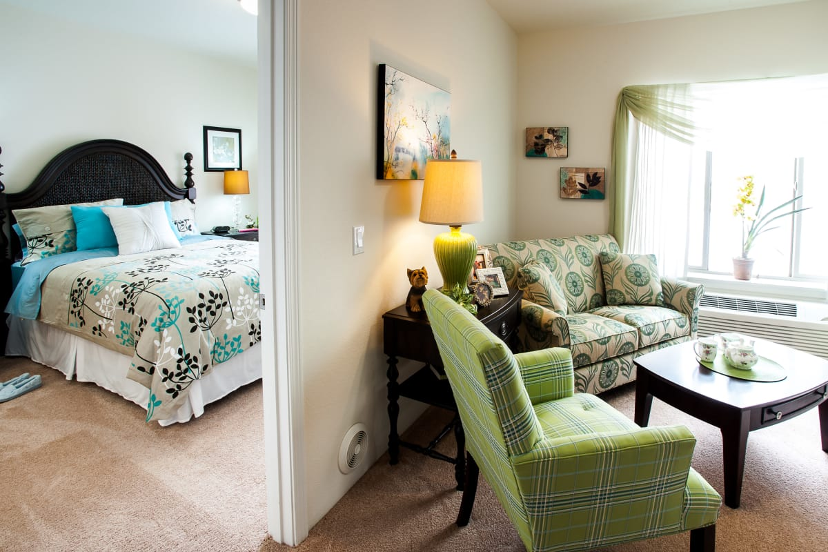 Floor plans at The Oaks Gracious Retirement Living in Georgetown, Texas