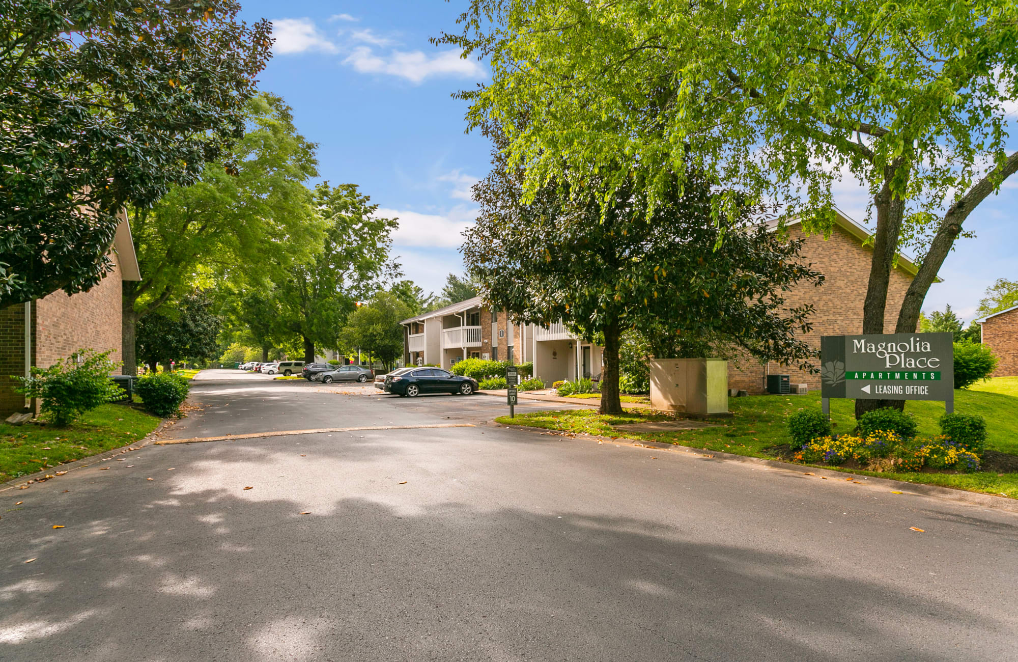 Apartments with S & S Property Management in Nashville, Tennessee