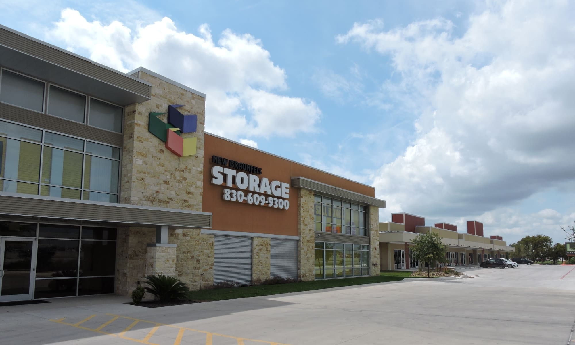 Self storage in New Braunfels TX