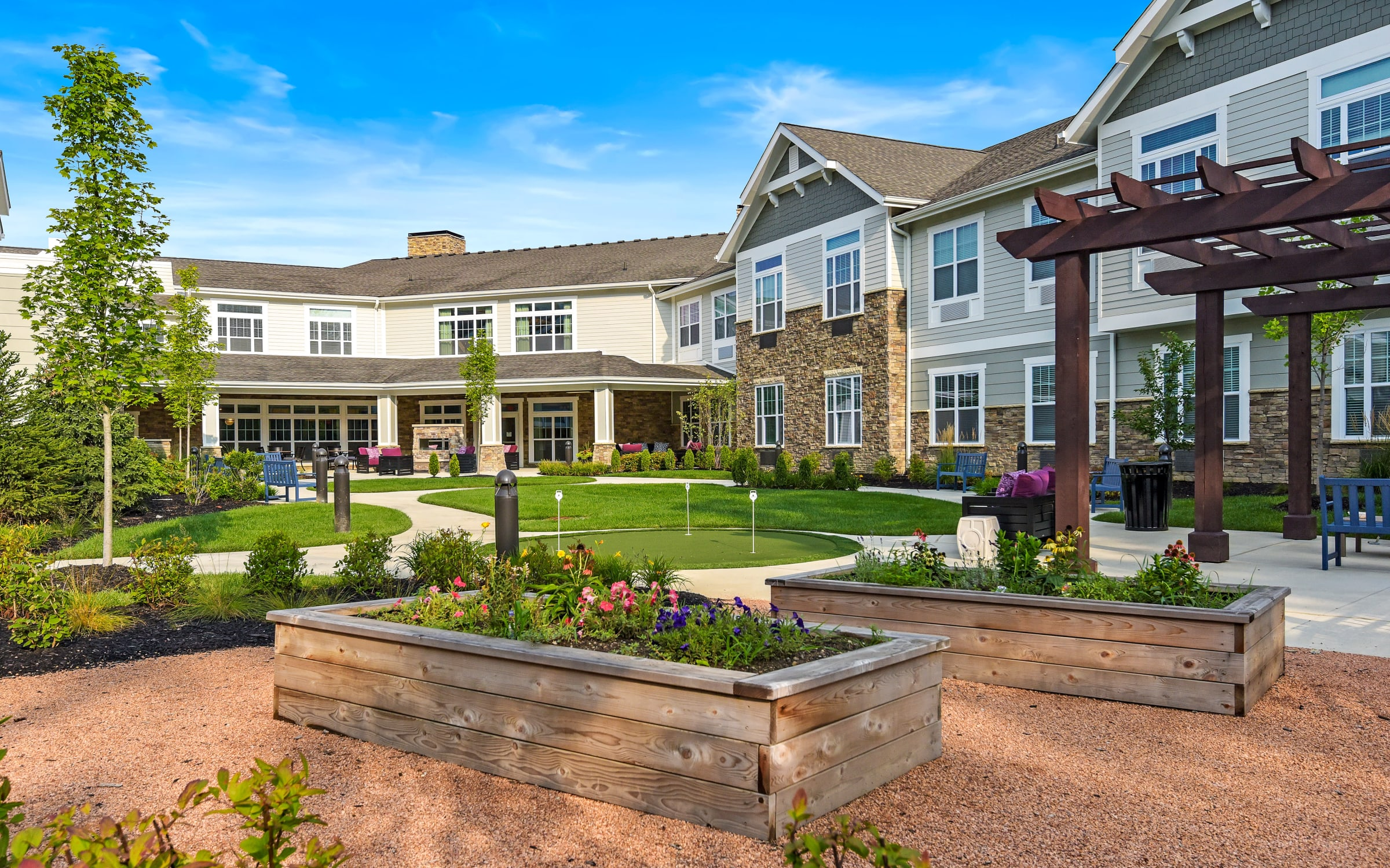 Photo gallery at Anthology of Meridian Hills in Indianapolis, Indiana