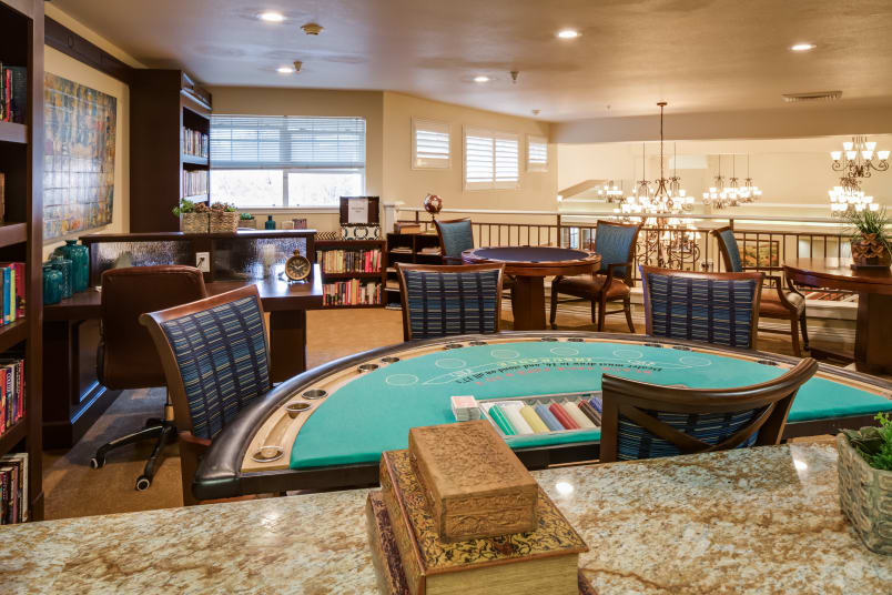 Amenities at Dale Commons in Modesto, California