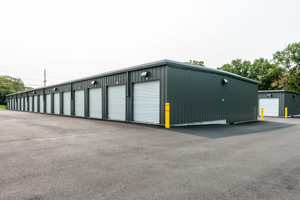 Exterior units at Metro Self Storage in Monmouth Junction, NJ