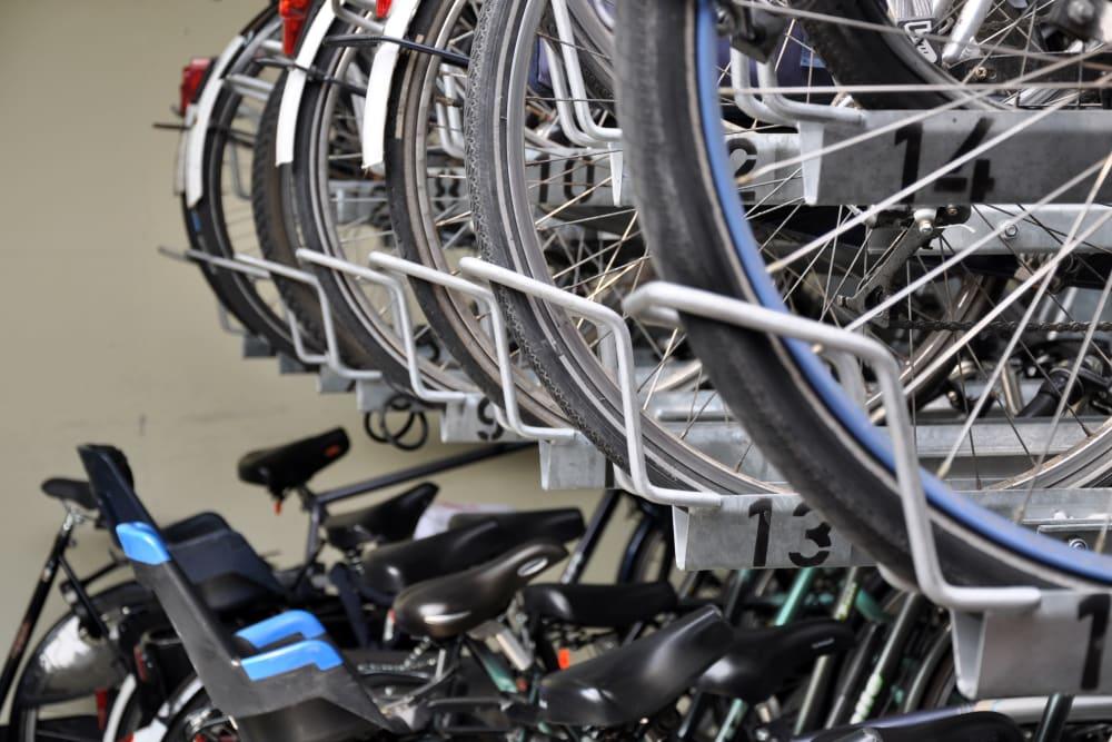 Bike storage in Washington, District of Columbia near 770 C Street Apartments