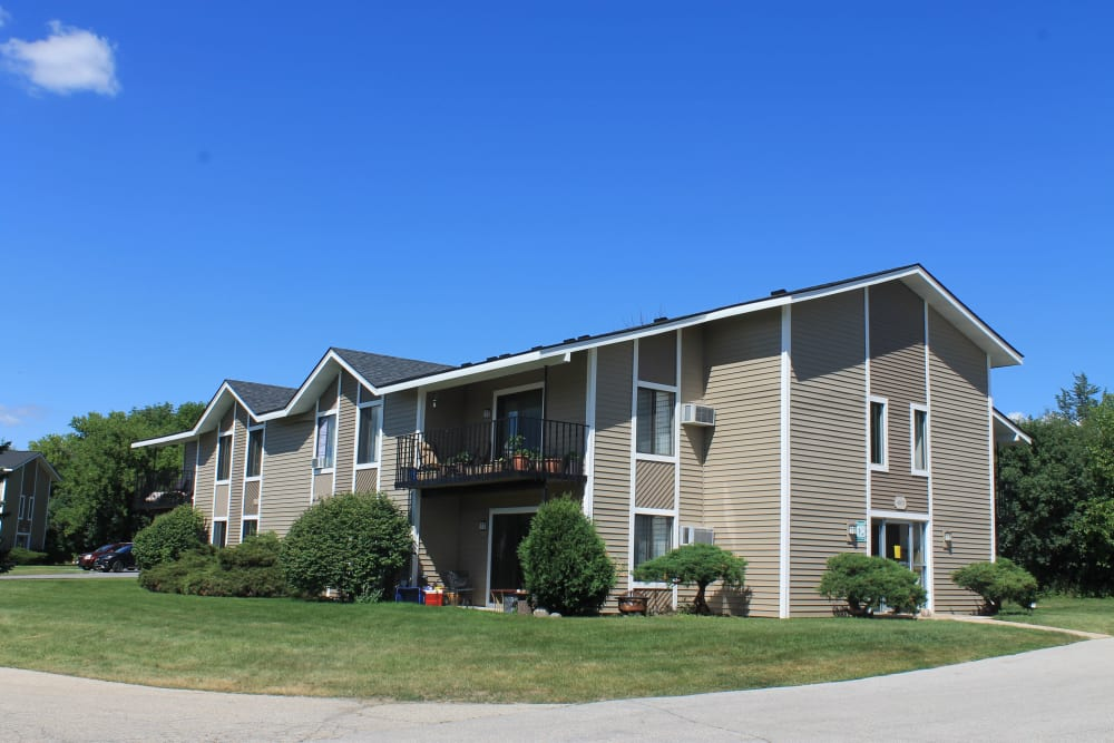 Parquelynn Village Apartments located near scenic lakes and parks